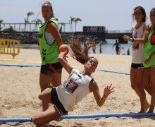 El Reducto escenario del Torneo de Balonmano Playa Arrecife 2019