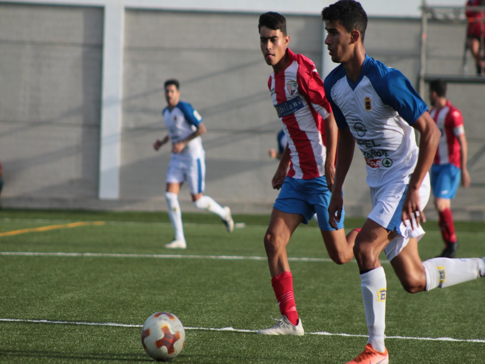 El San Bartolomé vence a la UD Lanzarote en un partido sin ritmo