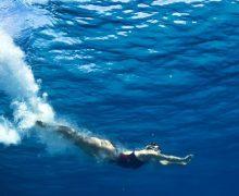 Lanzarote acoge varias travesías a nado valederas para la X Copa de Natación en Aguas Abiertas