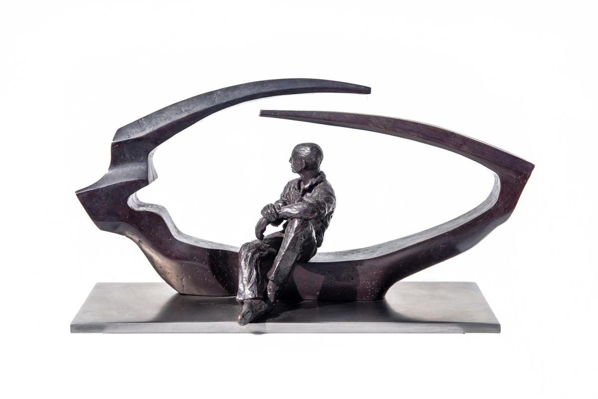 El Cabildo apoya el homenaje escultórico de la sociedad civil a César Manrique