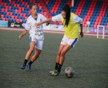 El equipo femenino de la UD Lanzarote debuta ante el CD Cardones