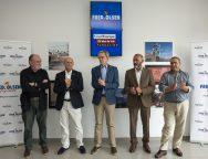 """La exposición itinerante """"César Manrique. 100 años de vida"""" inaugura la nueva terminal de Fred. Olsen Express en el Puerto de los Mármoles"""