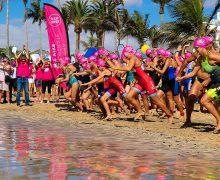 La 4ª edición del Meliá Salinas triatlón TriRosas regresa coronada con éxito
