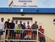La Federación de Vela Latina Canaria forma a una decena de patrones