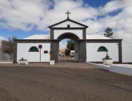 Arrecife abre el plazo para solicitar puestos de venta de flores el Día de Todos los Santos en el Cementerio Municipal