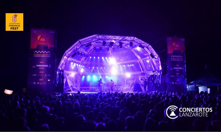 Conciertos Lanzarote nominado en los Premios FEST como mejor medio de comunicación sobre festivales