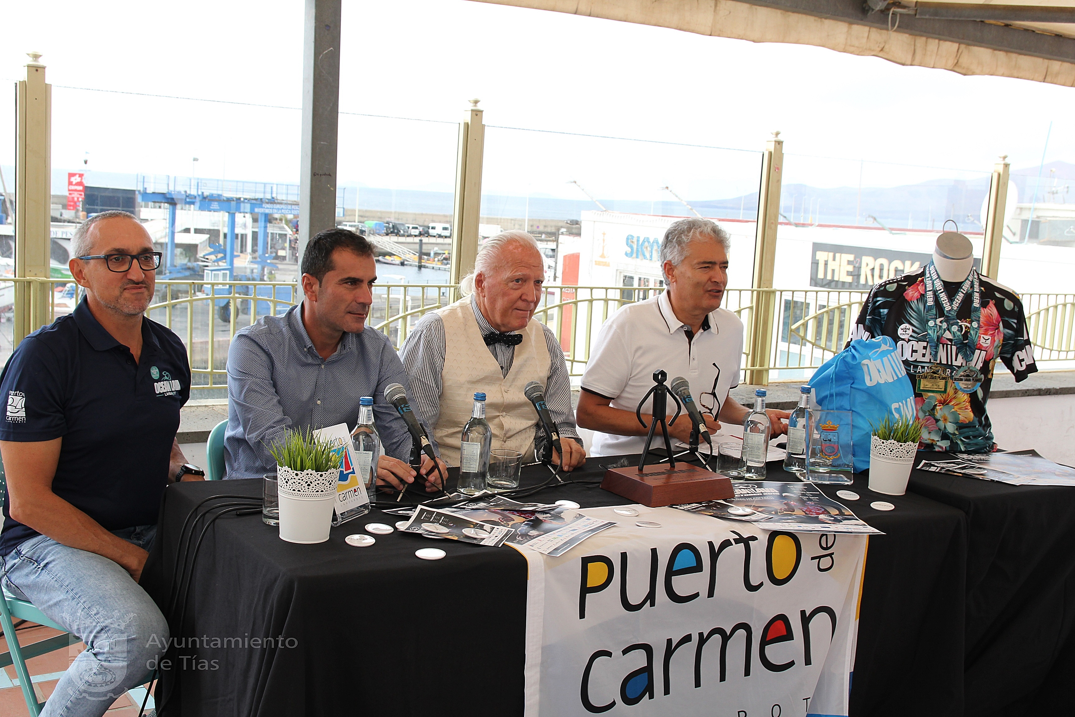 Puerto del Carmen se prepara para el Ocean Lava