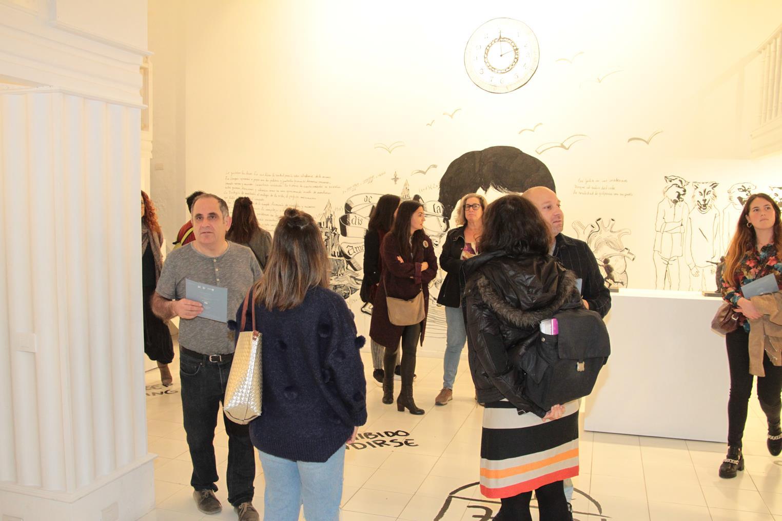 El Almacén ofrece visitas didácticas a sus exposiciones a todos los centros educativos de Lanzarote
