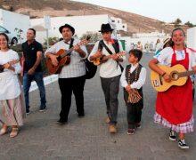 Femés celebra este fin de semana sus Fiestas del Rosario