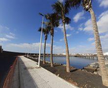 Un nuevo paseo unirá el Charco de San Ginés y muelle de cruceros de Arrecife y el dique sur