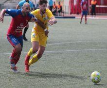Un empate agridulce de la UD Lanzarote ante la UD Ibarra (2-2)
