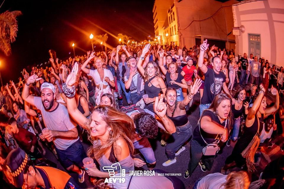 Arrecife en Vivo enfila su última jornada con 5 nominaciones  en los Premios Fest