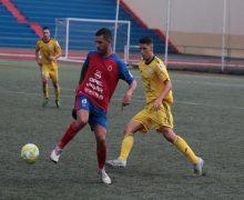 La UD Lanzarote no fue capaz de cerrar el partido ante el Atlético Unión Güimar