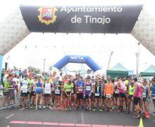 Carlos García y Aitor Navarro, los más rápidos en una edición de los Relevos Trail El Cuchillo pasada por agua