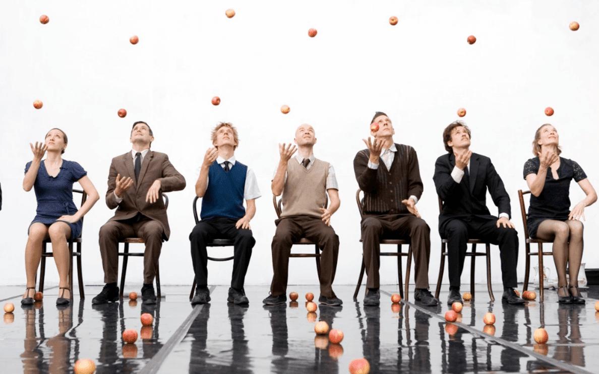 SMASHED inaugura el Festival de Artes Escénicas de Lanzarote en el Auditorio Jameos del Agua