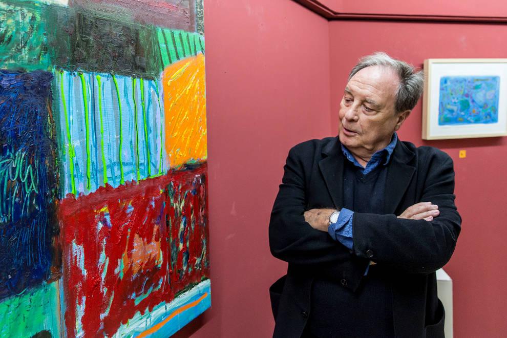 Exposición de Vicente Verdú: Pintor de la Vida
