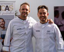 """Kentia presenta las cuartas y últimas Jornadas Gastronómicas Atlánticas """"Canarias en el paladar"""", con el chef Jorge Peñate"""