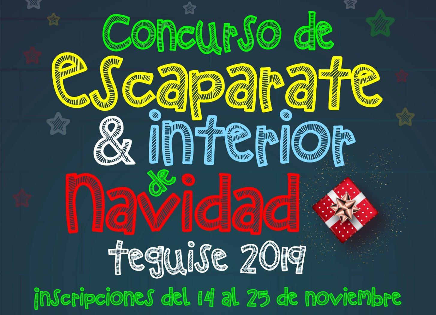 Teguise presenta sus tradicionales concursos de Navidad