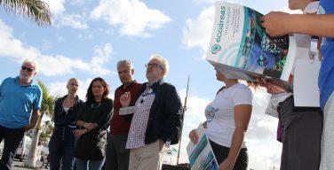Playa Chica se confirma como parte de la red canaria de Ecoáreas-Mardetodos