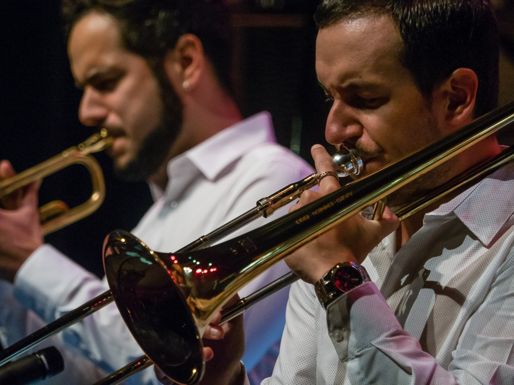 Daahoud Salim Quintet alza el telón del III Festival de Música de la Cueva de los Verdes