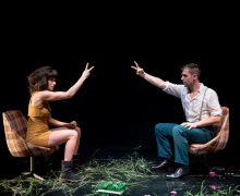 La compañía de danza de Eva Guerrero presenta su espectáculo El fin de la cosas, que podrá verse este sábado en el Teatro El Salinero