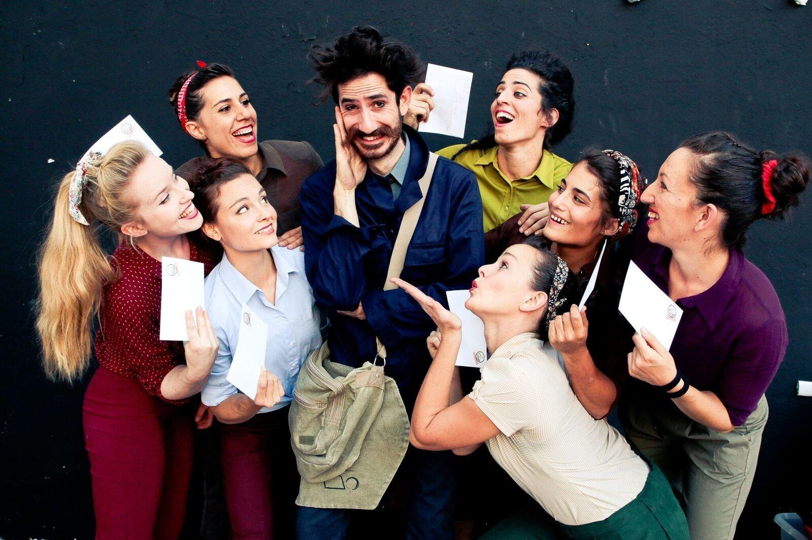 El circo llega al Teatro El Salinero con el espectáculo Express