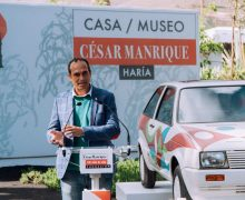 Haría Extreme Lanzarote presenta su novena edición en la Casa-Museo César Manrique