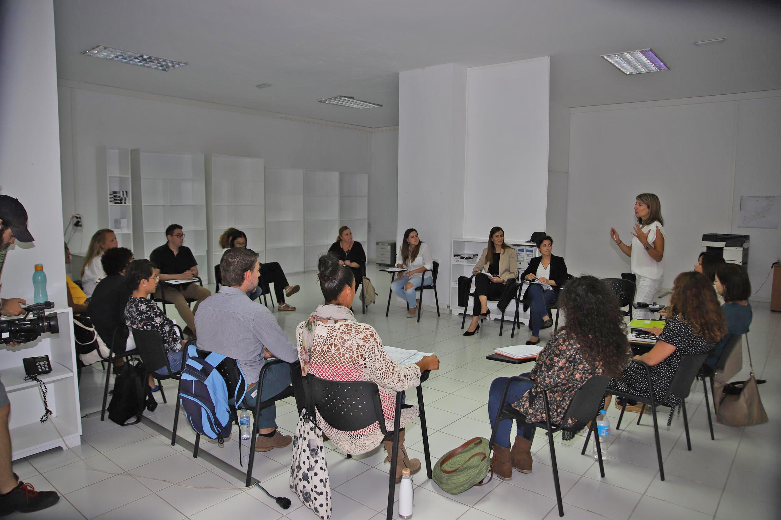 Veinte personas preparan su salida al mercado laboral en la II Lanzadera de Empleo de Lanzarote