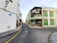 El Ayuntamiento de Arrecife  da vía libre a la transformación paisajística de siete calles en el centro