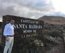 Teguise adjudica la restauración del Castillo de Santa Bárbara a una empresa especializada en monumentos históricos artísticos