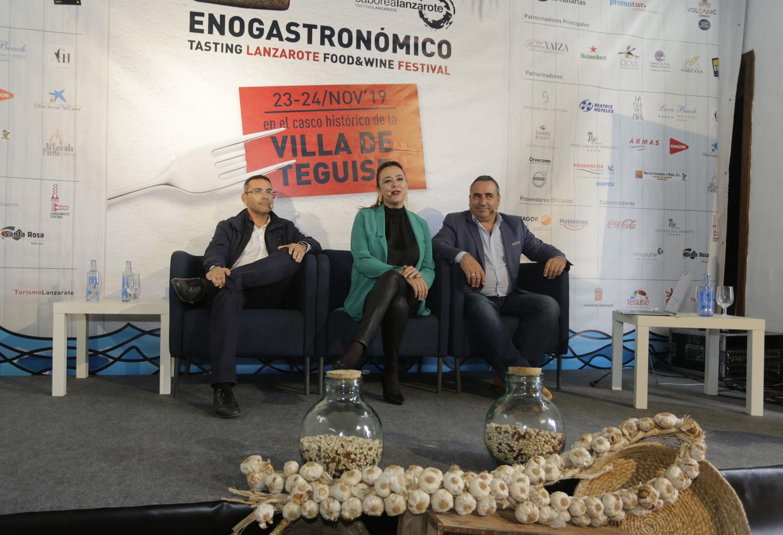 Saborea Lanzarote presenta la IX edición del Festival Enogastronómico con importantes novedades