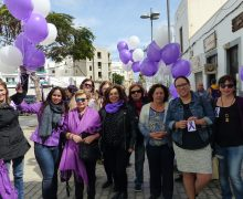 La asociación Mararía, reconocida con el premio Meninas Canarias 2019 por su labor contra la violencia de género