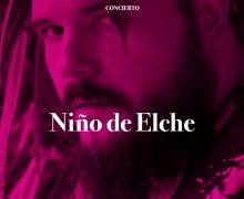 La FCM ofrecerá un concierto de «Niño de Elche», que presentará su último disco, el viernes 15 de noviembre en el teatro de San Bartolomé