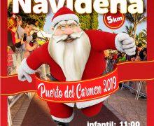 Puerto del Carmen celebra su I Carrera Navideña el próximo 22 de diciembre