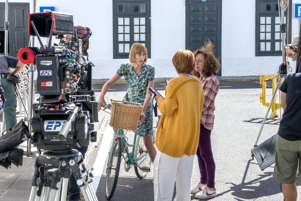 El Cabildo patrocina la producción cinematográfica Salir del ropero