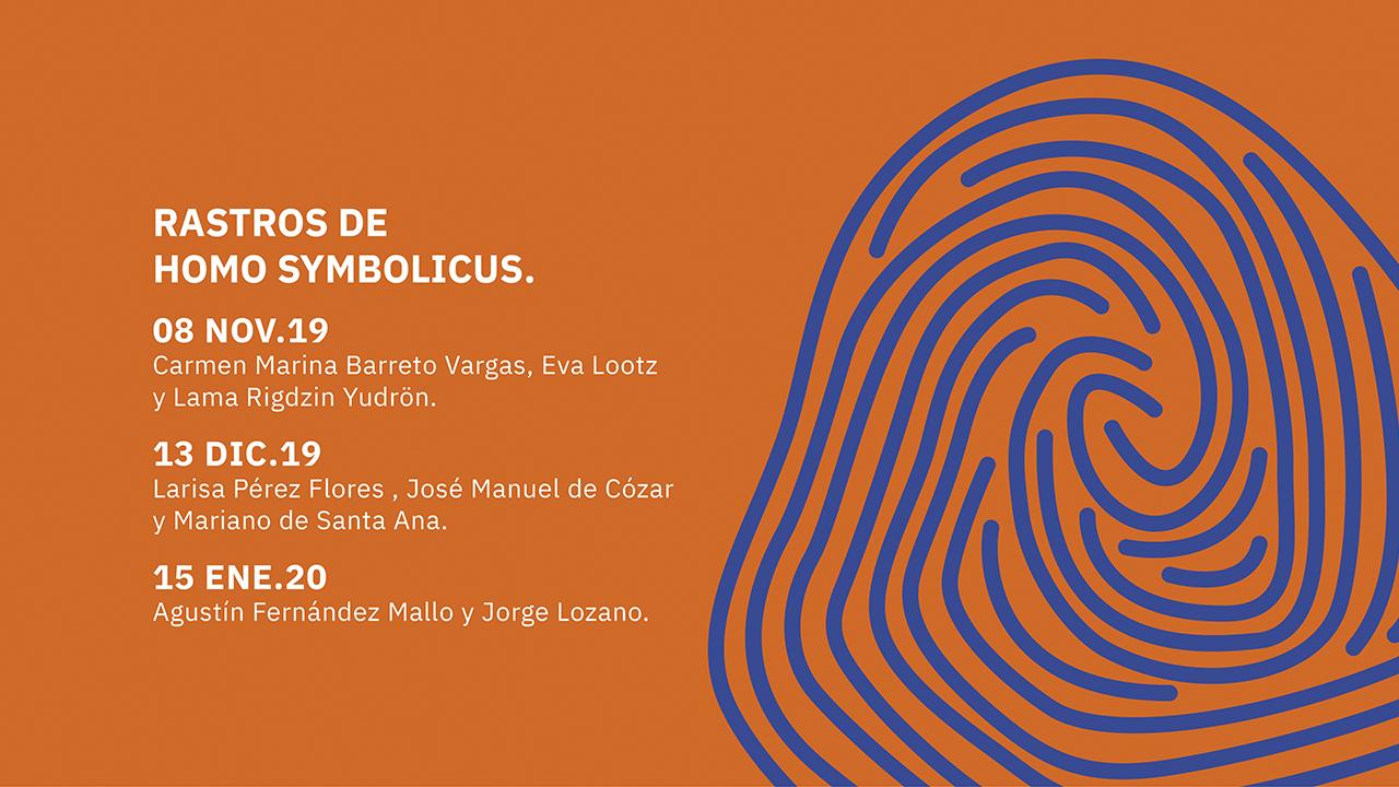 Agustín Fernández Mallo y Jorge Lozano cierran el ciclo de conferencias Rastros de Homo Symbolicus
