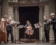 La Camerata de la Royal Concertgebouw Orchestra de Ámsterdam actuará este viernes en Jameos del Agua