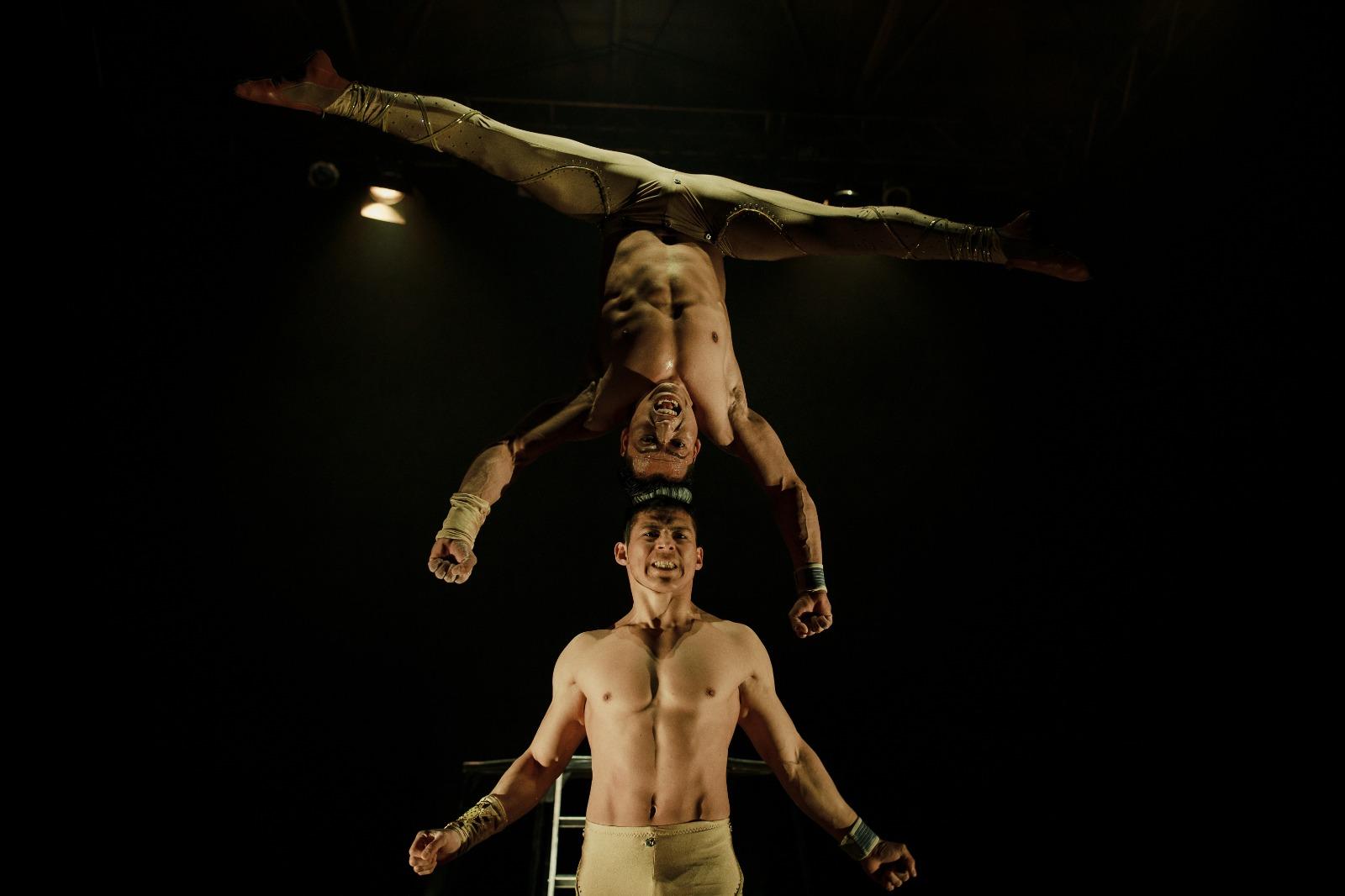 3.000 espectadores disfrutaron del mejor circo en el festival 'MalabHaría 2020'