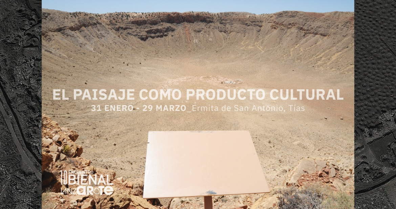 La Bienal inaugura 'El paisaje como producto cultural' en la Ermita de San Antonio