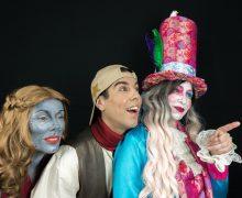 La obra de teatro infantil La ramita de hierbabuena llega este sábado 1 de febrero al Teatro el Salinero
