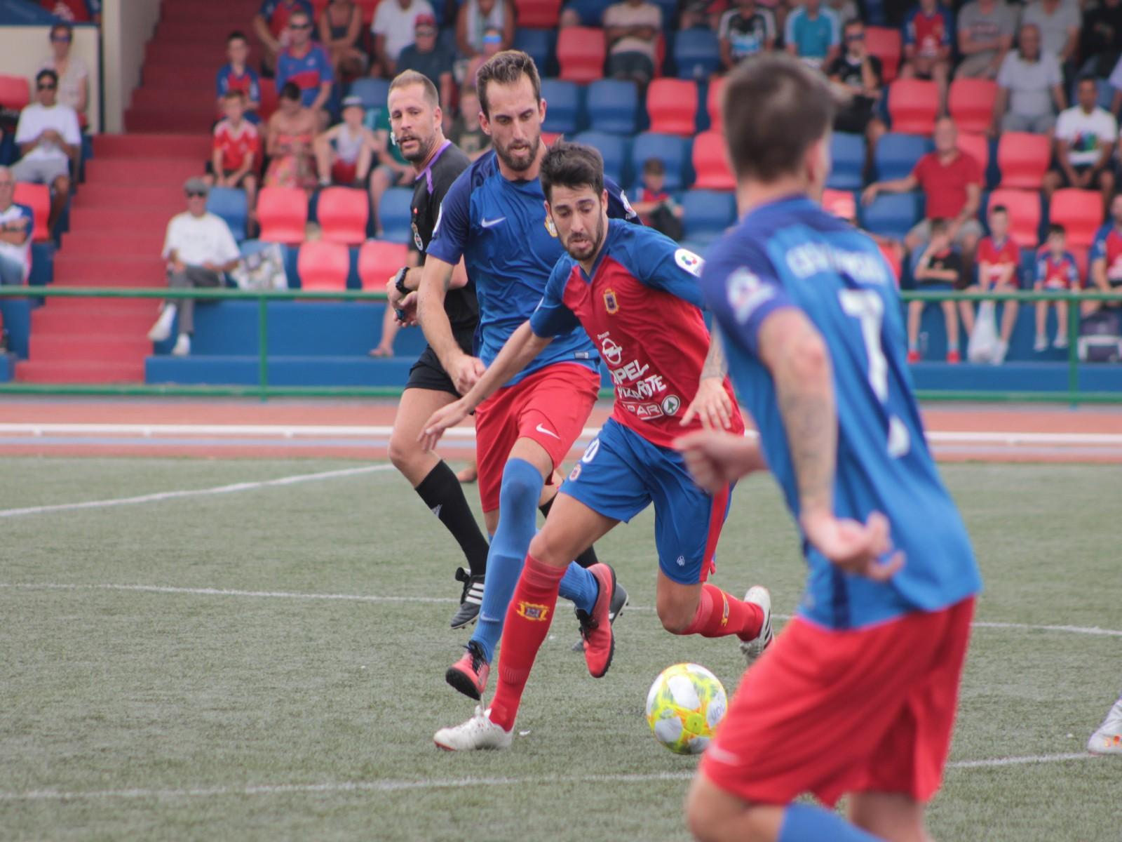 La UD Lanzarote logra un empate en su visita al CD Santa Úrsula