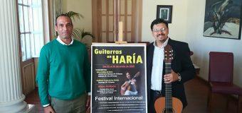 Llega a Haría la tercera edición del Festival Internacional de Guitarras