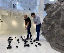 Rigoberto Camacho muestra en Sincretismo la capacidad del arte para unir elementos culturales nuevos y antiguos