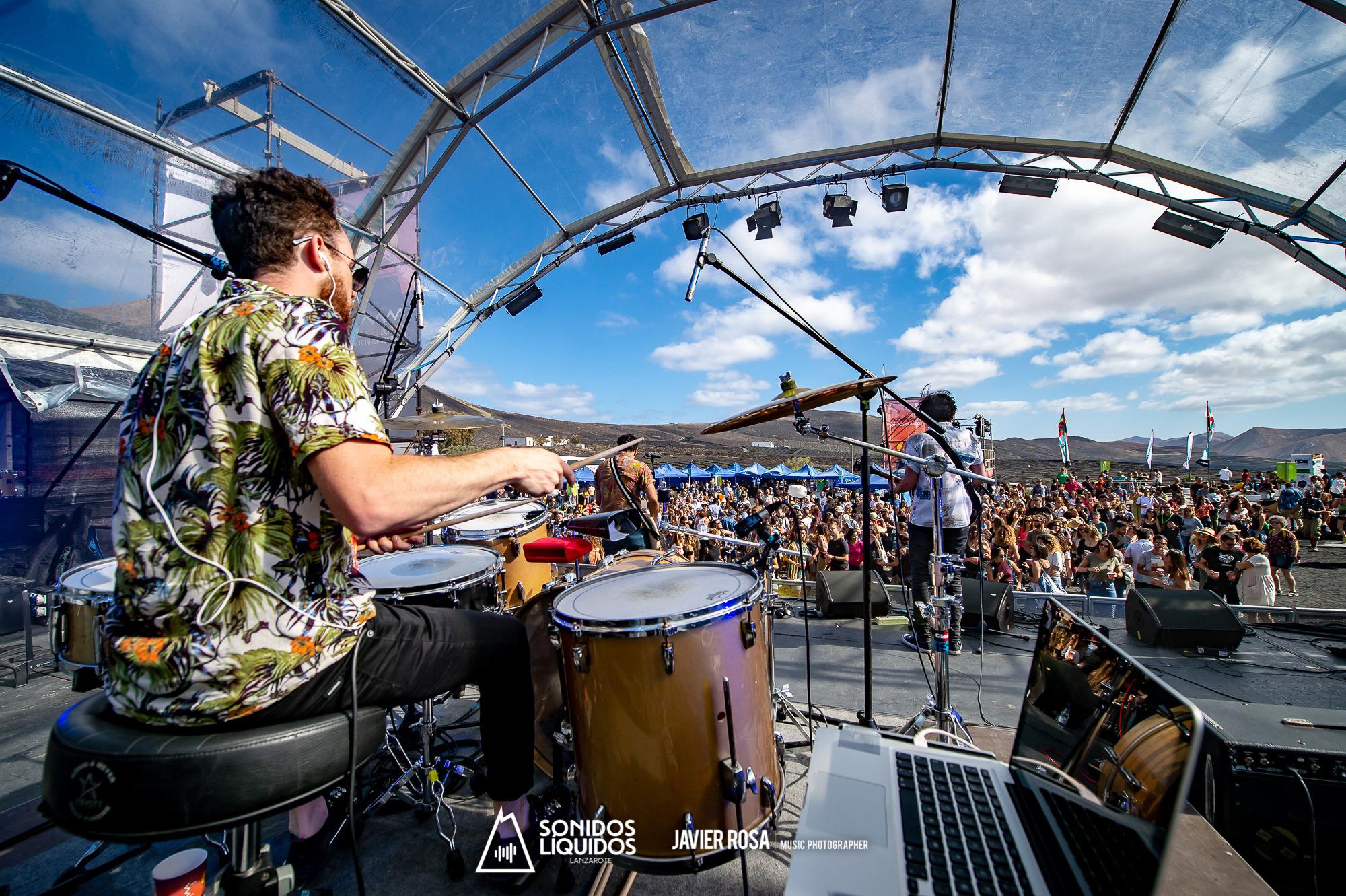 Sonidos Líquidos, único festival canario en conseguir el sello A Greener Festival