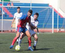 Mereció más la UD Lanzarote en su encuentro ante el líder Tenisca (2-2)