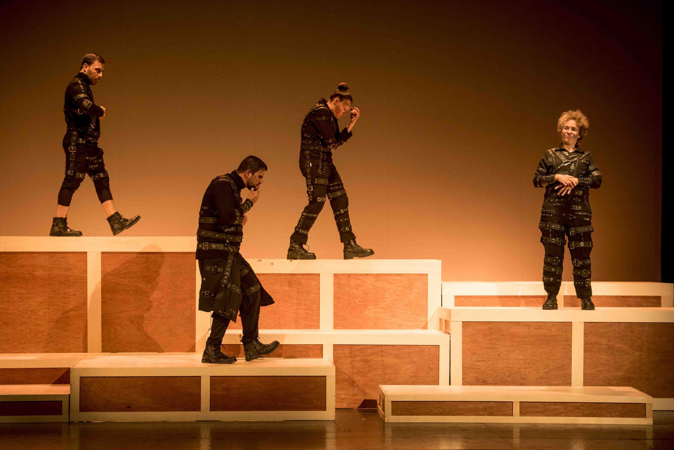 El montaje teatral 'El crimen de la calle Fuencarral' llega al escenario del Teatro El Salinero de Lanzarote