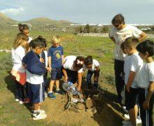 El Cabildo 'muestra el camino' hacia un modelo de escuela sostenible