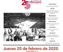 Mesa coloquio en Tías con Paloma del Río, Mar Mas, Kika Fumero, Rubén Guerrero, Rosa Álvarez y Yaiza García