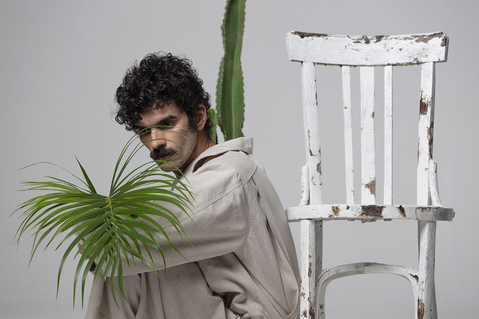 """El espectáculo César, batalla y fuego, de Pedro Ayose, en el Teatro Victor Fernández Gopar """"El Salinero"""""""