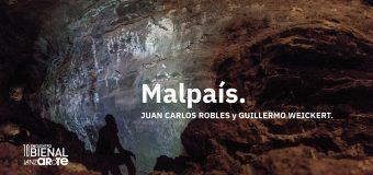 El MIAC inaugura Malpaís, una videocreación del artista Juan Carlos Robles y el bailarín Guillermo Weickert